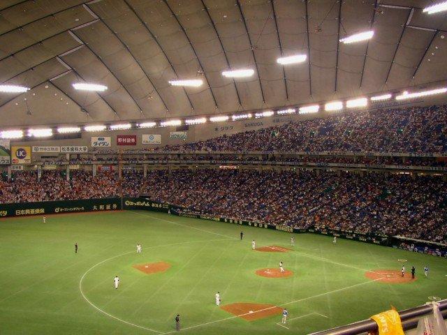 巨人東京ドーム