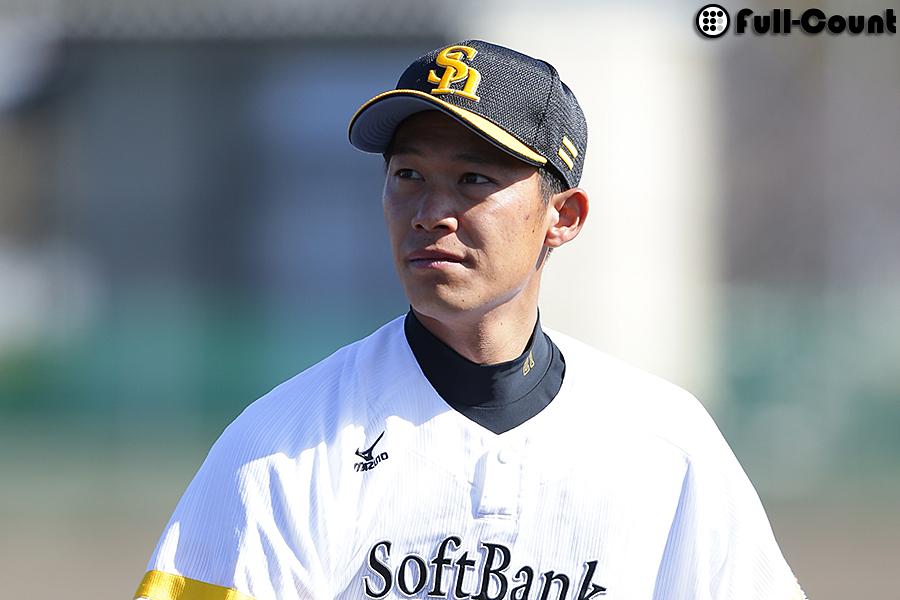 選手権最優秀投手に輝いた岩崎翔投手