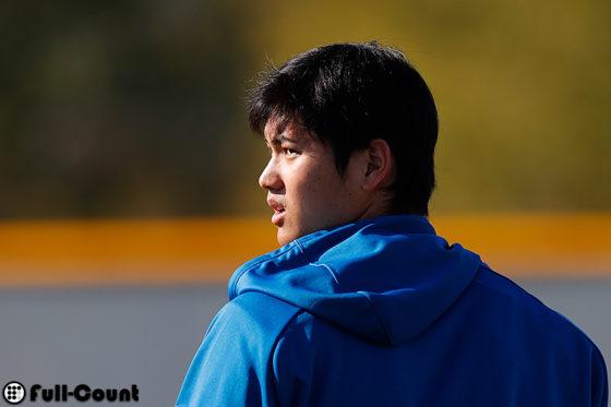 MLB挑戦が日本ハムから承認された大谷翔平【写真:田口有史】