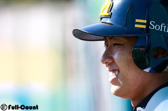 ソフトバンク・今宮健太【写真:荒川祐史】