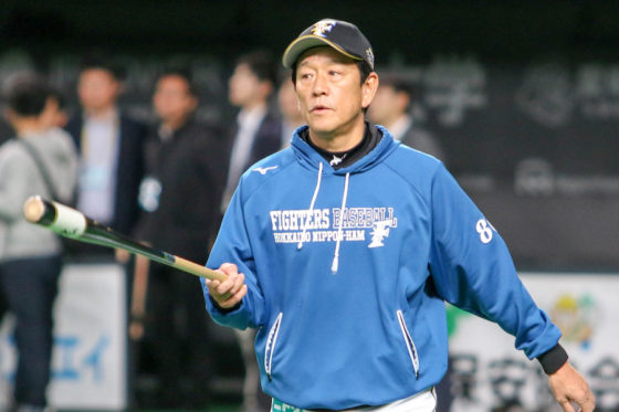 日本ハム・栗山英樹監督【写真:石川加奈子】