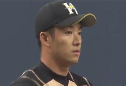 オリックス戦で先発登板した日本ハム・斎藤佑樹【写真:(C)PLM】