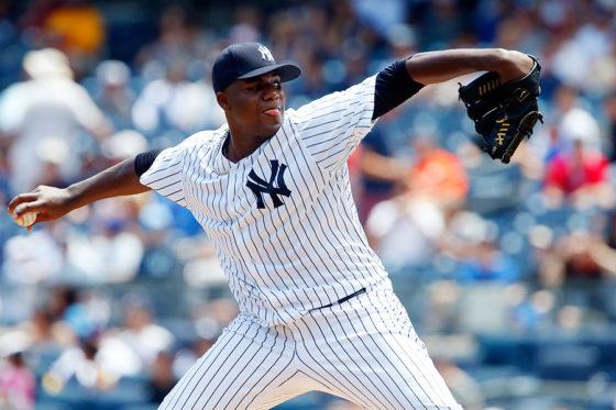 ヤンキースのマイケル・ピネダ【写真:Getty Images】