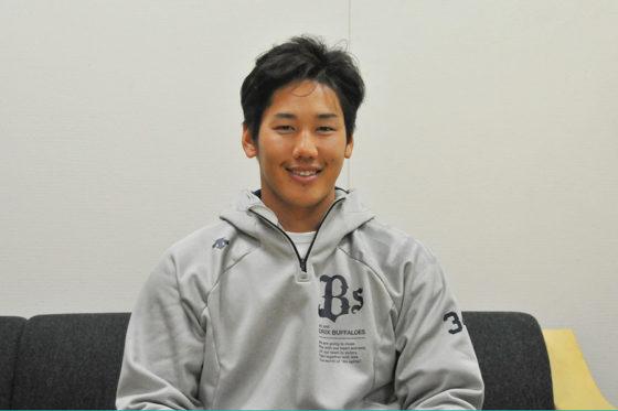 オリックス・吉田正尚【写真:篠崎有理枝】