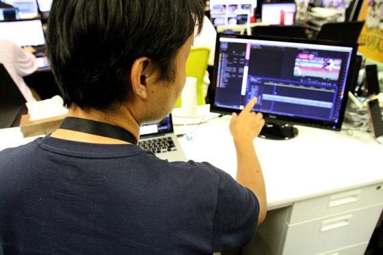 パ・リーグTVではパ・リーグの各球場から届く動画素材を編集し様々な動画を公開している【写真:(C)PLM】
