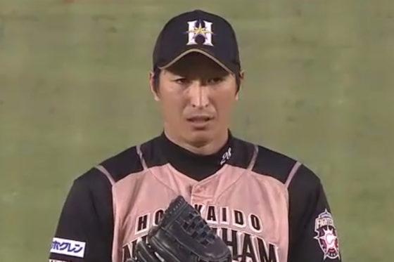 日本ハム・新垣勇人【写真:(C)PLM】