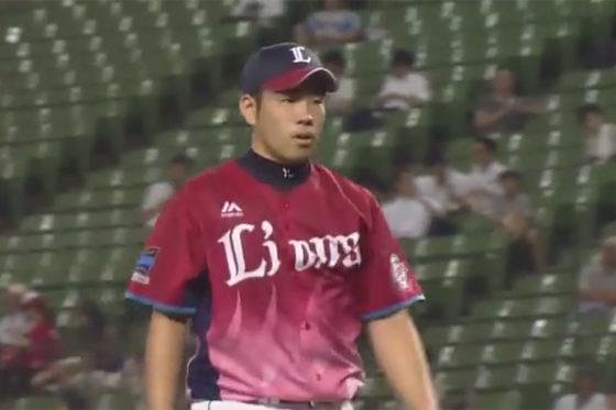 10勝目を挙げた西武・菊池雄星【写真:(C)PLM】