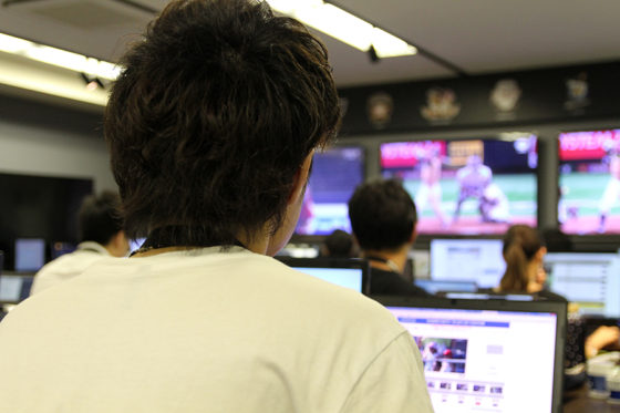 「切り出し動画」はプレーの発生から平均で10~15分程度でアップされるという【写真:(C)PLM】