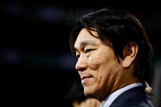 元巨人、ヤンキースの松井秀喜氏【写真:Getty Images】