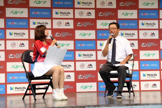 """埼玉西武ライオンズは""""子供たちに野球遊びのきっかけを与える""""エンジョイベースボールシリーズを開催した【写真:(C)PLM】"""