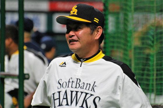 ソフトバンク・工藤公康監督【写真:藤浦一都】