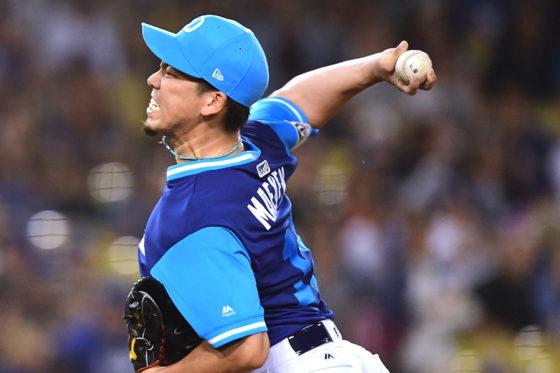 ドジャース・前田健太【写真:Getty Images】