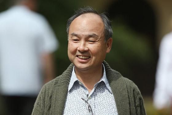 ソフトバンクの孫正義オーナー【写真:Getty Images】