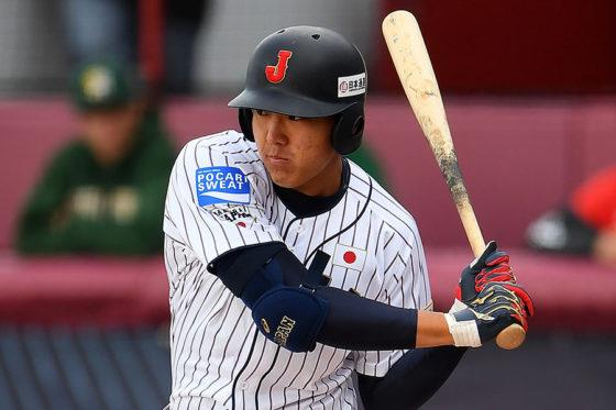 侍ジャパンU-18代表・安田尚憲【写真:Getty Images】