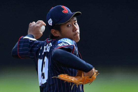 大舞台での活躍が光ったU-18代表・田浦文丸【写真:Getty Images】