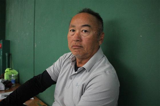 香川オリーブガイナーズ・西田真二監督【写真:広尾晃】