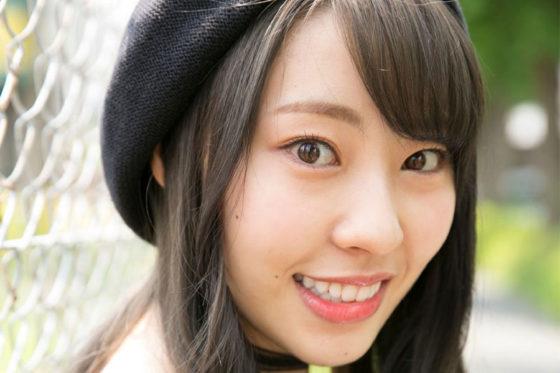 元NMB48のメンバー、藤江れいな