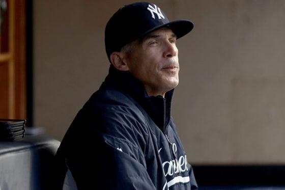 退任が決定したヤンキースのジョー・ジラルディ監督【写真:Getty Images】