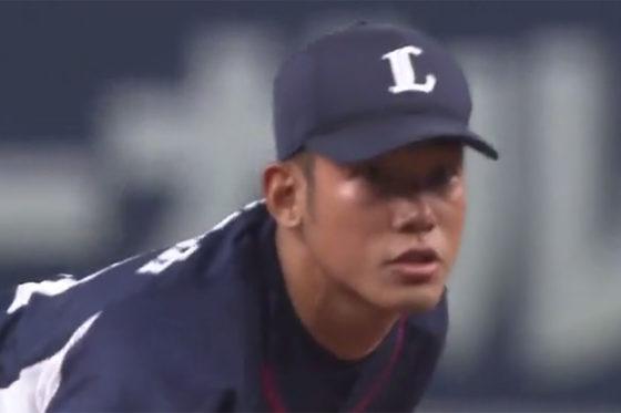 西武・田村伊知郎【画像:(C)PLM】
