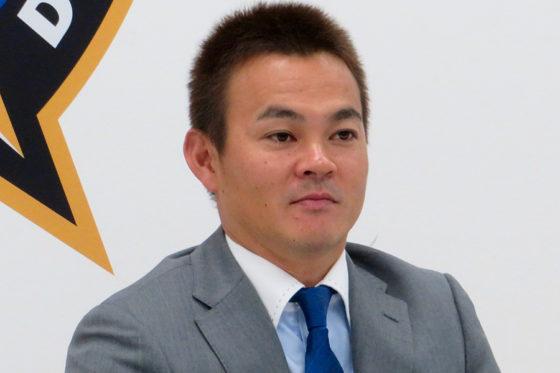 日本通運で選手兼コーチに就任する武田久【写真:石川加奈子】