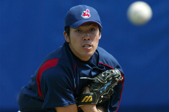 米インディアンスでもプレーした多田野、日本ハムのスカウトに就任へ【写真:Getty Images】