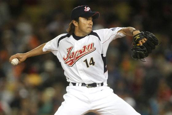 日本代表としてWBCにも2度出場した馬原氏【写真:Getty Images】