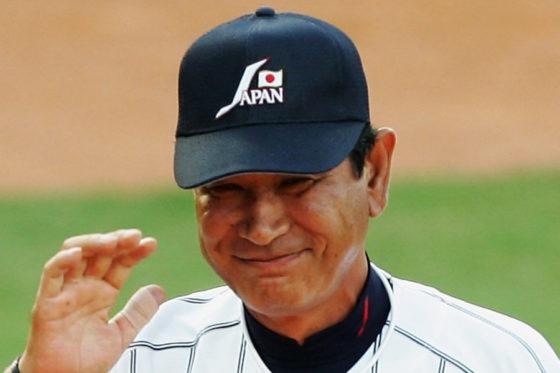 北京五輪では日本代表監督を務めた星野氏【写真:Getty Images】
