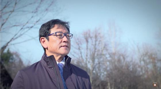 球団史上最長のCMに出演する日本ハム・栗山英樹監督【写真提供:北海道日本ハムファイターズ】