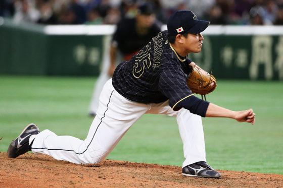 パドレスではリリーバーとして期待される牧田和久【写真:Getty Images】