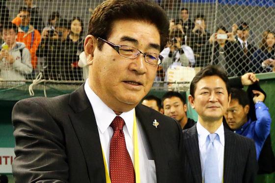 主軸打者として広島の球団史にその名を刻んだ山本浩二氏【写真:Getty Images】