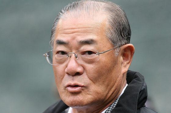 日本ハムOBの張本勲氏【写真:Getty Images】