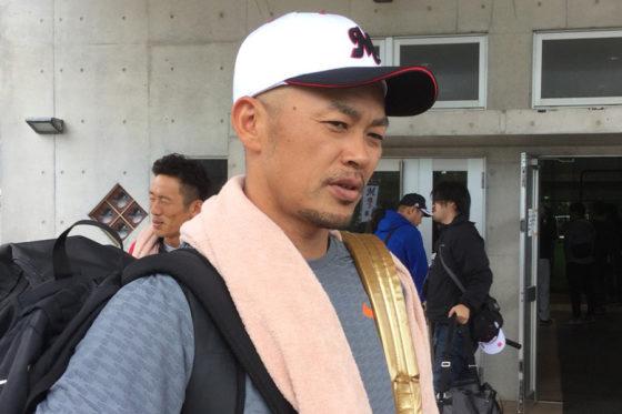 ロッテ・福浦和也【写真:細野能功】