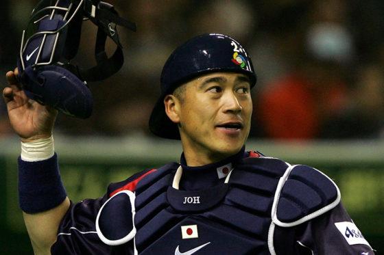 日本を代表する捕手として国際舞台でも活躍した城島健司氏【写真:Getty Images】