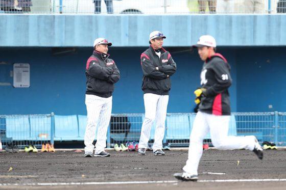 ロッテの井口新監督が掲げる機動破壊野球に注目【写真提供:千葉ロッテマリーンズ】