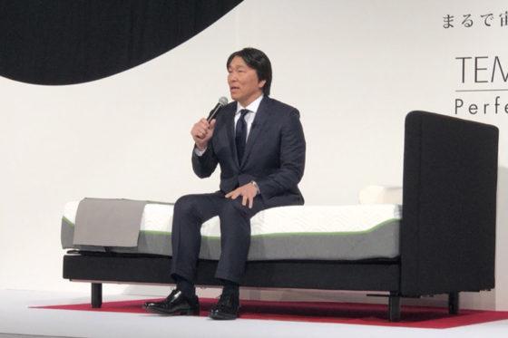 イベントに出席した松井秀喜氏【写真:編集部】