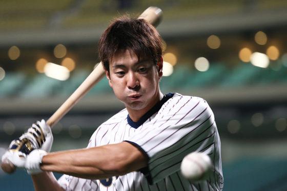 侍ジャパンに選出され活躍した日本ハム・松本剛【写真:Getty Images】