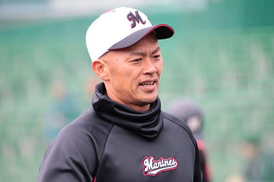ロッテ・福浦和也【写真:荒川祐史】