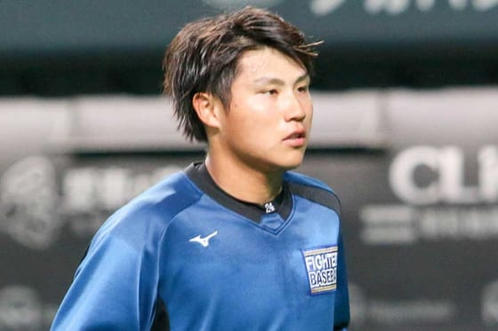 退団が発表された日本ハム・森本龍弥【写真:石川加奈子】