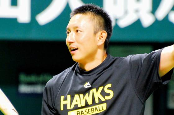 台湾プロ野球・味全ドラゴンズの客員コーチに就任する川崎宗則【写真:藤浦一都】