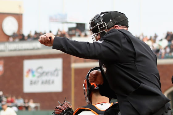 独立リーグのアトランティック・リーグで「ロボット審判」の導入が開始【写真:Getty Images】