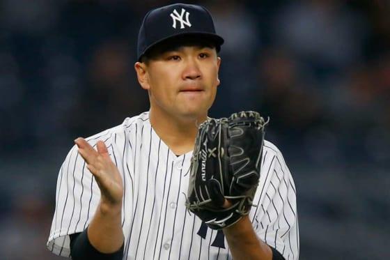 3勝目を挙げたヤンキース・田中将大【写真:Getty Images】
