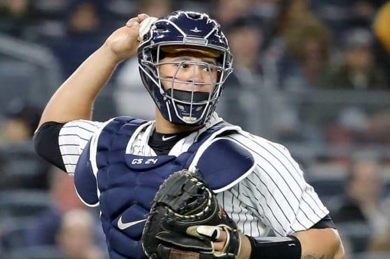 ヤンキースのゲリー・サンチェス【写真:Getty Images】