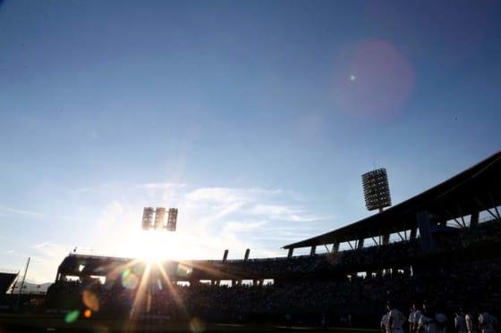 宮崎県高校選抜は侍ジャパンU-18代表との壮行試合で2-4と善戦した【写真:Getty Images】