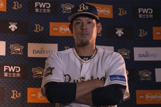 オリックス・比嘉幹貴【写真提供:DAZN「野球ラボ」】