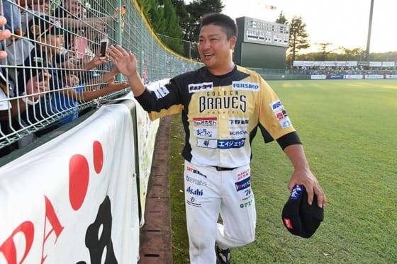 今季限りで現役引退を表明した村田修一