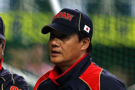 2013年のWBCでは投手コーチを務めた与田剛氏【写真:Getty Images】