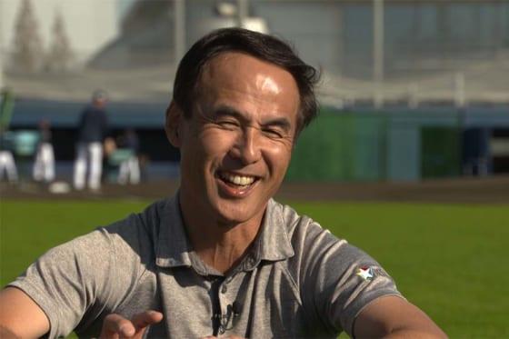 エンゼルスOBの長谷川滋利氏が大谷翔平について語る【写真提供:DAZN「Home of Baseball」】