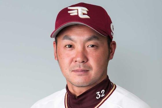 楽天は枡田慎太郎の現役引退を発表した【写真提供:東北楽天ゴールデンイーグルス】