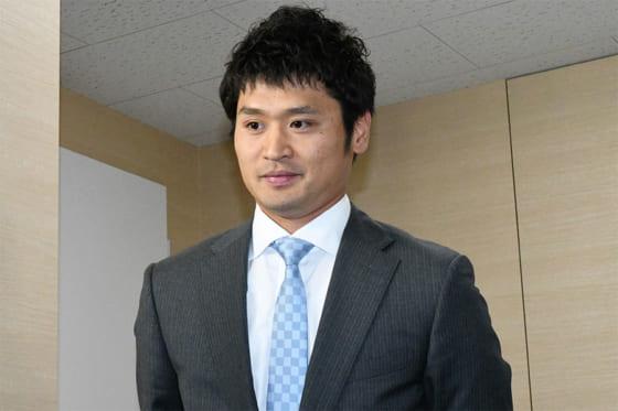 阪神へ移籍した中田賢一【写真:藤浦一都】