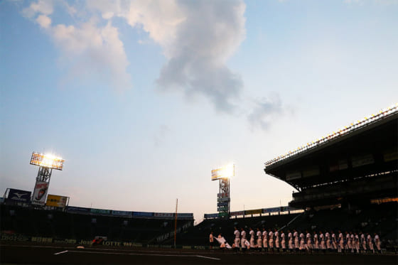 高野連は来春選抜の21世紀枠の候補校9校を発表した【写真:Getty Images】